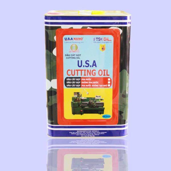 Dầu U.S.A CUTTING OIL 18L