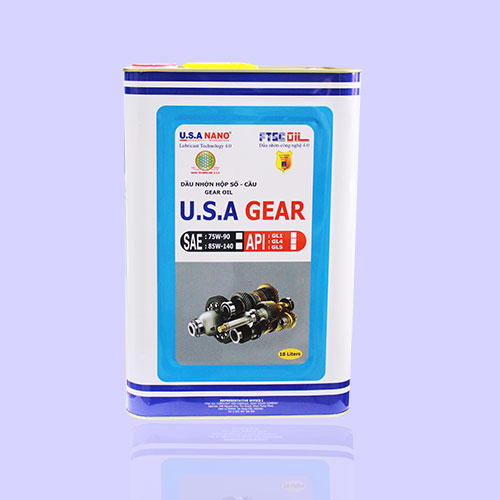 Dầu U.S.A GEAR 18L
