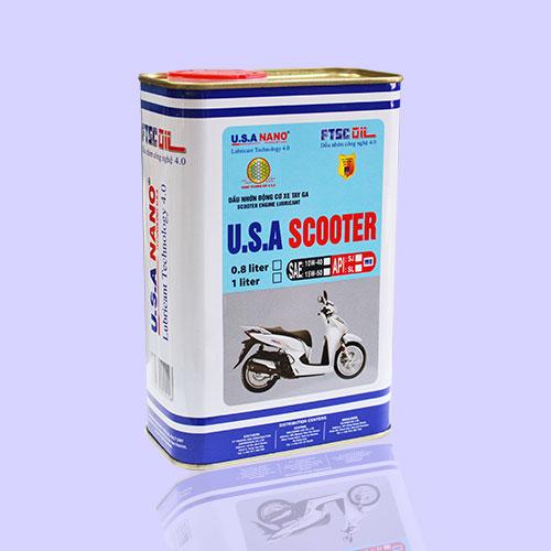 Dầu U.S.A SCOOTER 1L