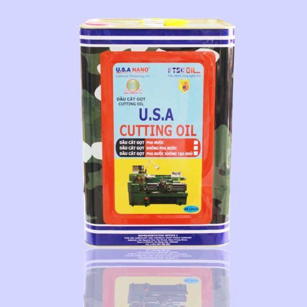Dầu U.S.A CUTTING OIL 18L