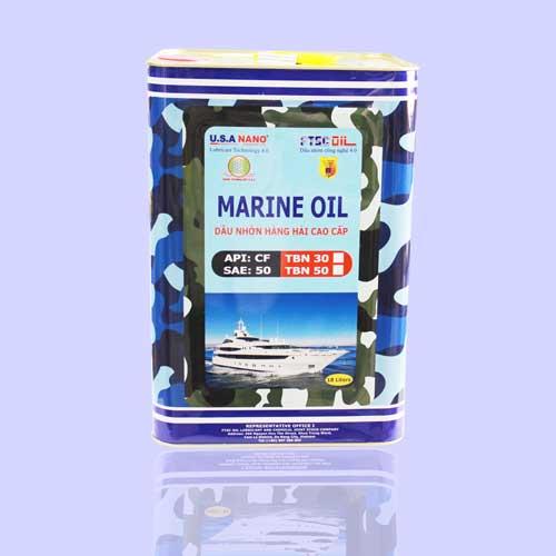 Dầu MARINE OIL 18L