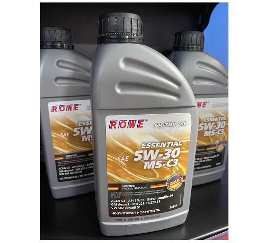 Morto oil Essential Sae 5W-30 (MS-C3)