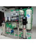 Dây chuyền lọc nước 1500l/h