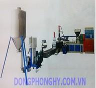 Dây chuyền máy tạo hạt tự động PP
