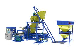 Dây chuyền sản xuất gạch ống