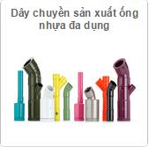 Dây chuyền sản xuất ống nhựa