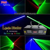 Đèn laser Bicolor