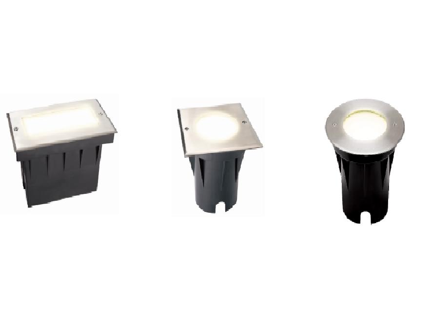 Đèn LED âm sàn