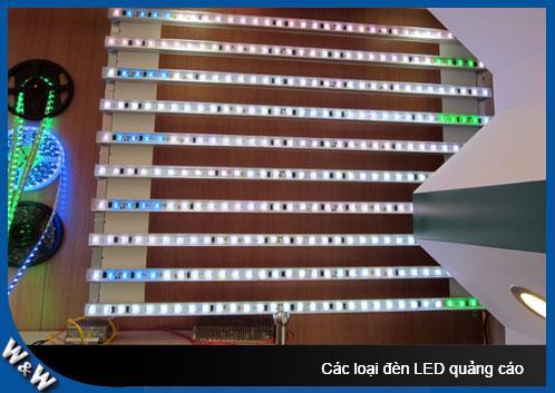 Đèn LED, phụ kiện QC