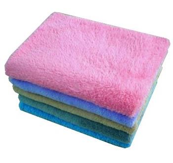 Dệt khăn bông
