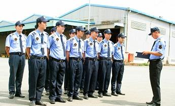 Dịch vụ bảo vệ nhà máy công trình