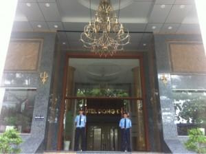Dịch vụ bảo vệ tài sản