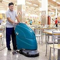 Dịch vụ chà rửa sàn