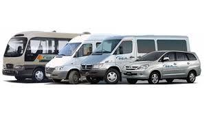 Dịch vụ cho thê xe du lịch từ 4 đến 45 chỗ