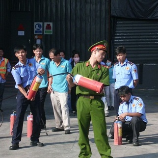 Dịch vụ đào tạo vệ sỹ