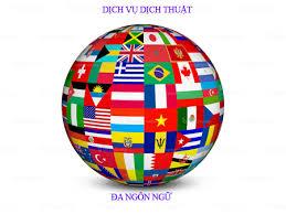 Dịch vụ dịch thuật đa ngôn ngữ