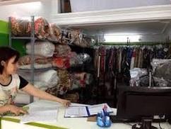 Dịch vụ giặt tẩy quần áo