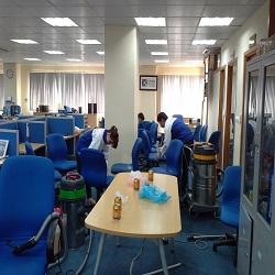 Dịch vụ giặt thảm - giặt ghế văn phòng