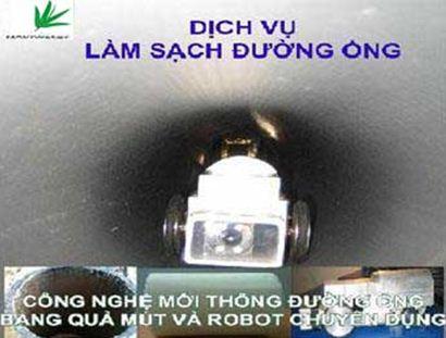 Dịch vụ làm sạch đường ống