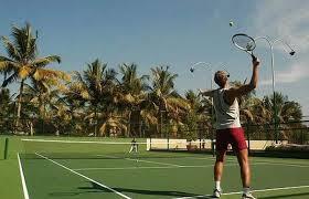Dịch vụ tennis