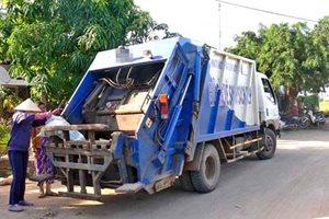 Dịch vụ thu gom và xử lý rác thải