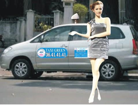 Dịch vụ thuê xe taxi