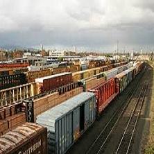 Dịch vụ vận chuyển hàng hoá bằng đường sắt