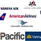 Dịch vụ vé máy bay các hãng