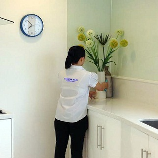 Dịch vụ vệ sinh định kỳ