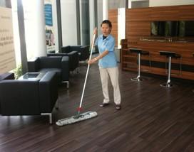 Dịch vụ vệ sinh sàn