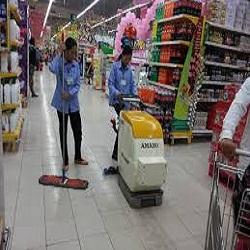 Dịch vụ vệ sinh siêu thị