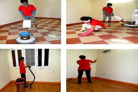 Dịch vụ vệ sinh và tổng vệ sinh công trình sau xây dựng