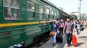 Dịch vụ vé tàu