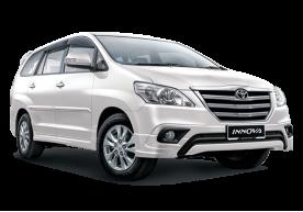 Xe du lịch Toyota Innova 7 chỗ