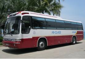 Xe du lịch Hyundai Hiclass 45 chỗ