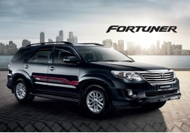 Xe du lịch Toyota Fortuner 7 chỗ