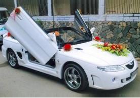 Xe cưới Lexus IS 250C sang trọng đẳng cấp