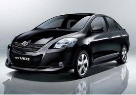 Xe tháng Toyota Vios 4 chỗ