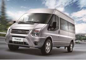 Xe tháng Ford Transit 16 chỗ