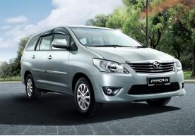 Cho thuê xe tự lái Toyota Innova 7 chỗ