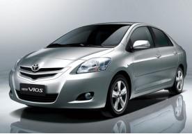 Cho thuê xe tự lái Toyota Vios