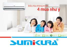 Điều hoà không khí sumikura