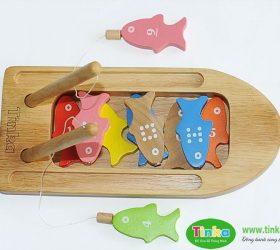Câu cá Tinka