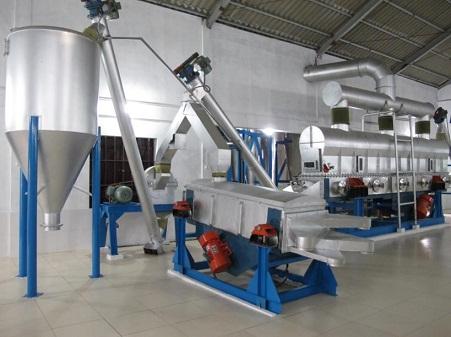 Dây chuyền sản xuất muối sạch
