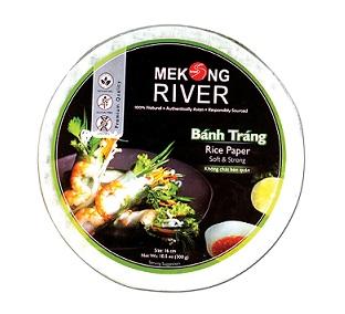 Bánh tráng MeKong River