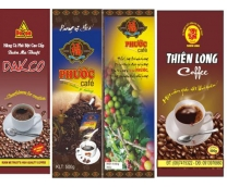 Bao bì trà, cafe