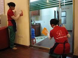 Dọn dẹp vệ sinh