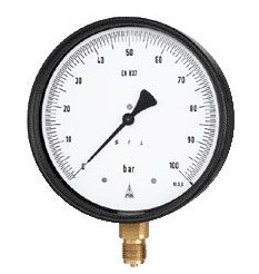 Đồng hồ đo áp suất chuẩn loại Bourdon Tube