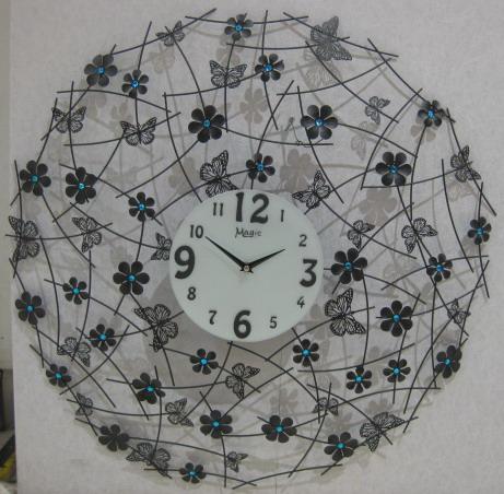 Đồng hồ nghệ thuật cắt CNC HD021