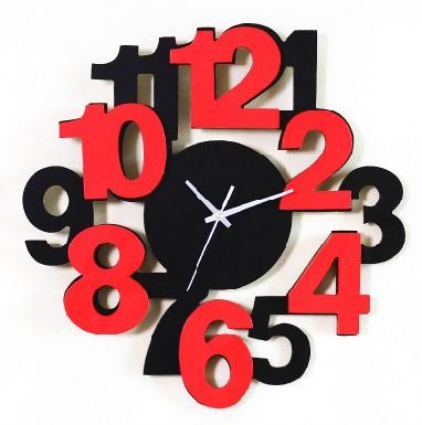 Đồng hồ nghệ thuật mẫu HD011